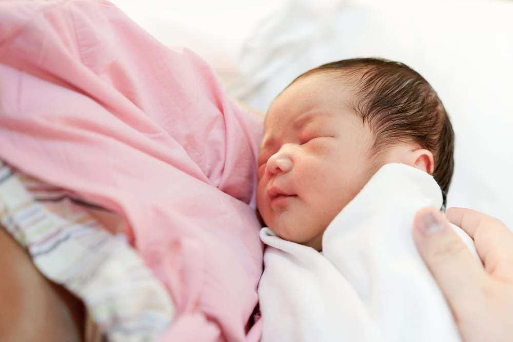 Sinh non 32 tuần bé đã phát triển hoàn thiện