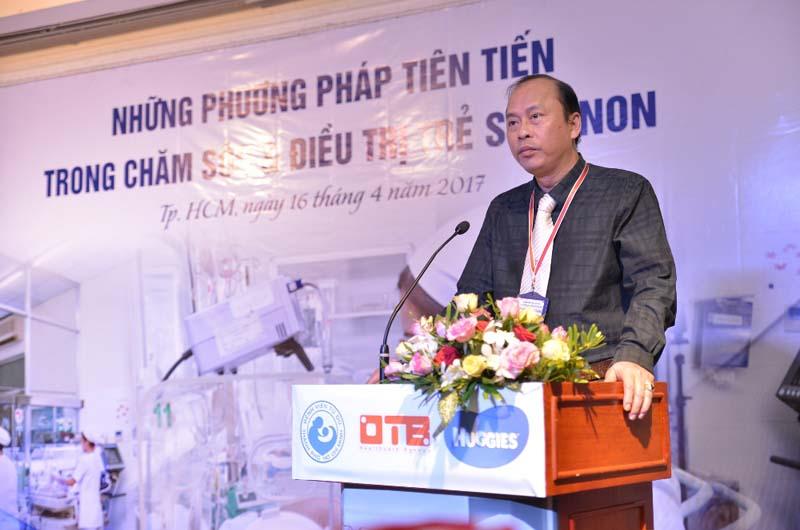 Thạc sĩ, Bác sĩ Lê Quang Thanh - Giám đốc bệnh viện