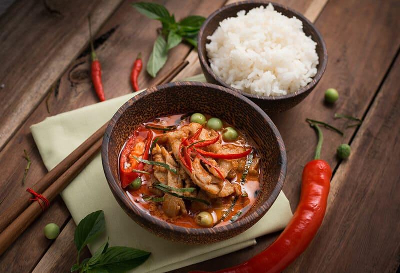 Thực phẩm cay giúp giảm đau khi sinh