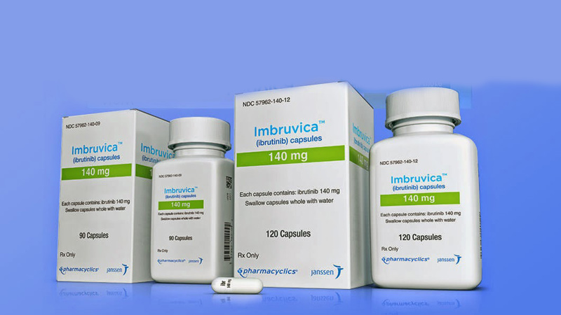 Thuốc Ibrutinib giúp điều trị bệnh bạch cầu lympho mãn tính