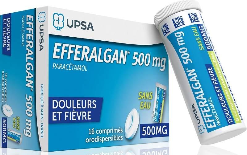 Thuốc Efferalgan® có công dụng gì?