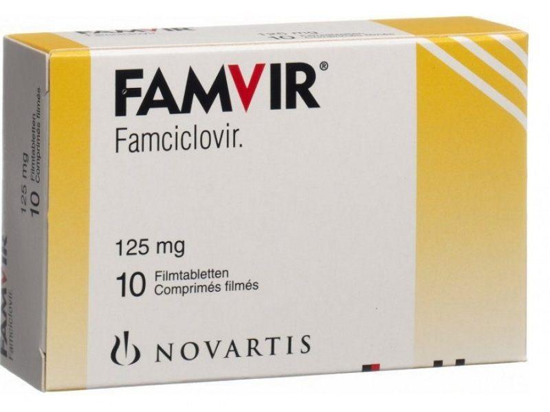 Thuốc Famciclovir có công dụng như thế nào?