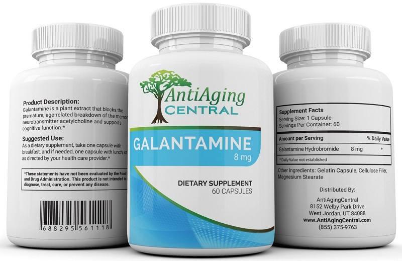 Thuốc Galantamine có công dụng gì?