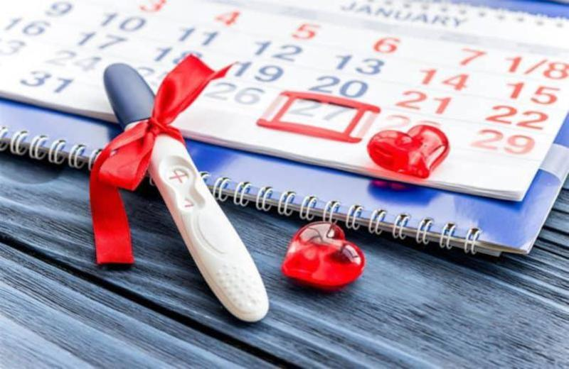Tính ngày thụ thai sai do xác định ngày rụng trứng sai