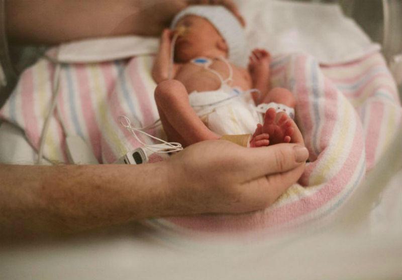 Trẻ sinh non 30 tuần đã phát triển đầy đủ các cơ quan