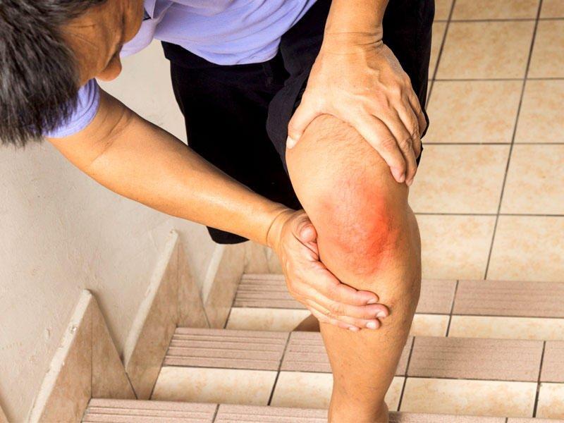 Triệu chứng bệnh gai xương đầu gối