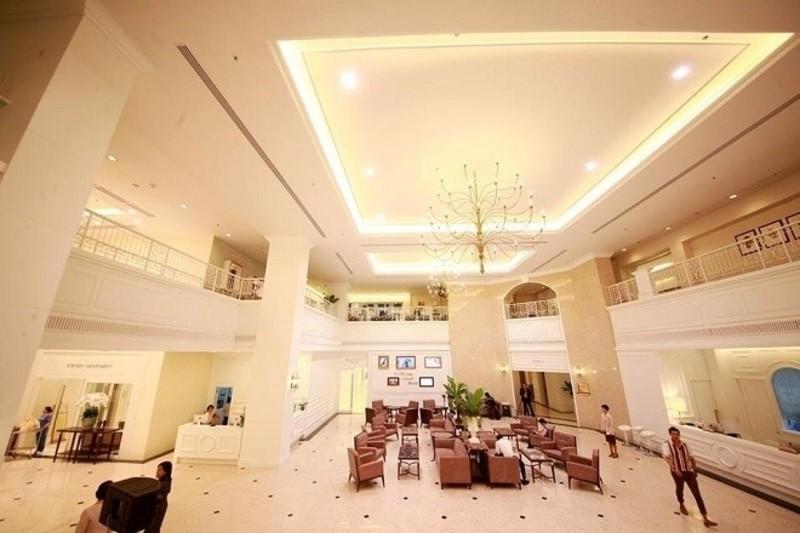 Trung tâm IVF ở Thái Lan được đầu tư hiện đại