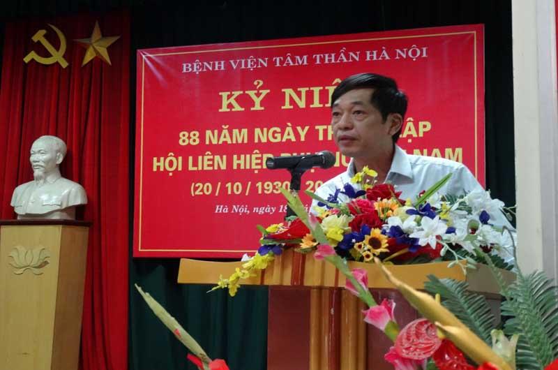 Bác sĩ Ngô Hùng Lâm - Giám đốc bệnh viện