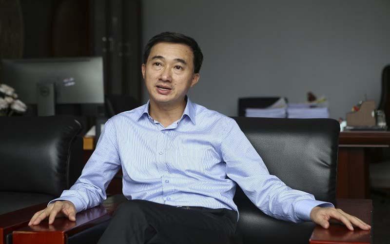 Bác sĩ Trần Văn Thuấn - Giám đốc bệnh viện