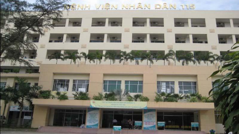 Bệnh viện 115 hay Bệnh viện Nhân dân 115