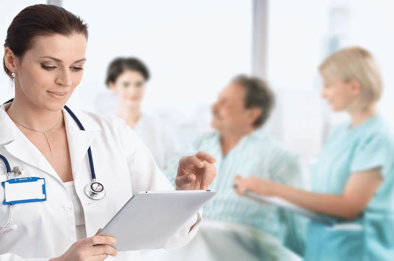 Bệnh viện 7A cung cấp dịch vụ chất lượng cho người bệnh