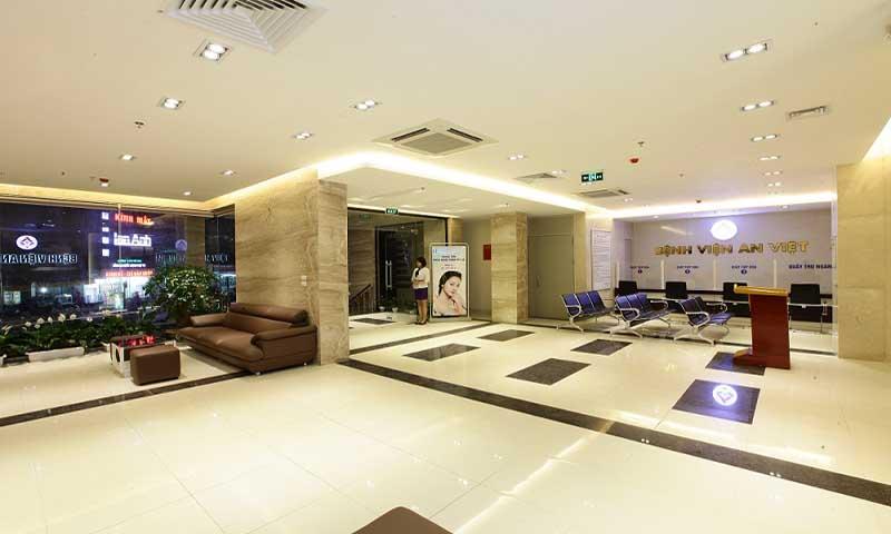 Bệnh viện An Việt là bệnh viện tư nhân chất lượng top đầu tại Hà Nội