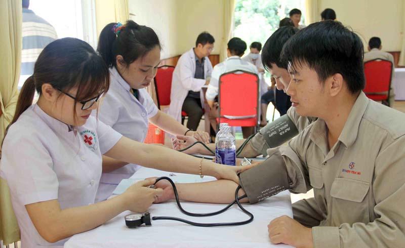 Bệnh viện có khám sức khỏe định kỳ