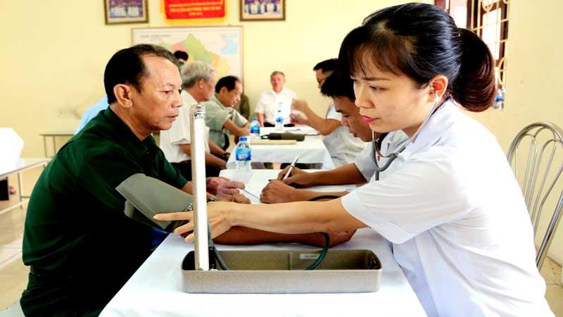 Bệnh viện cung cấp đầy đủ các dịch vụ y tế cho người dân