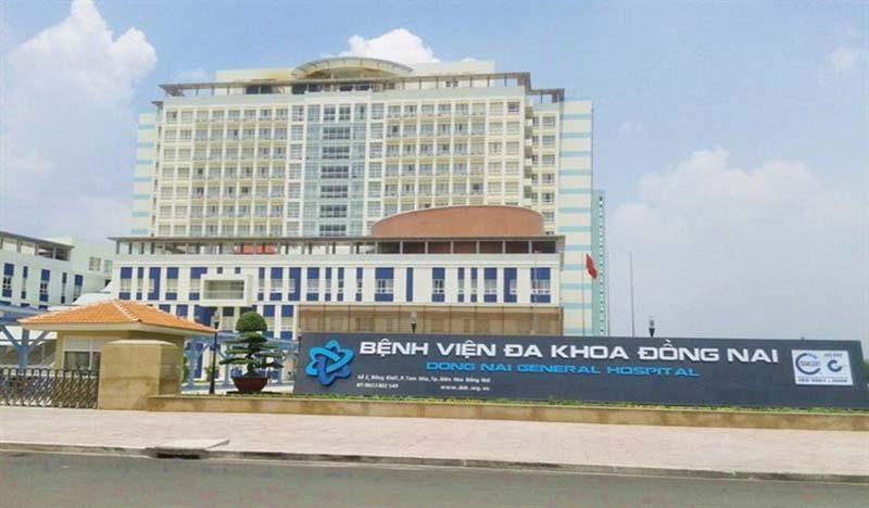Bệnh viện Đa khoa Đồng Nai là bệnh viện công tư kết hợp