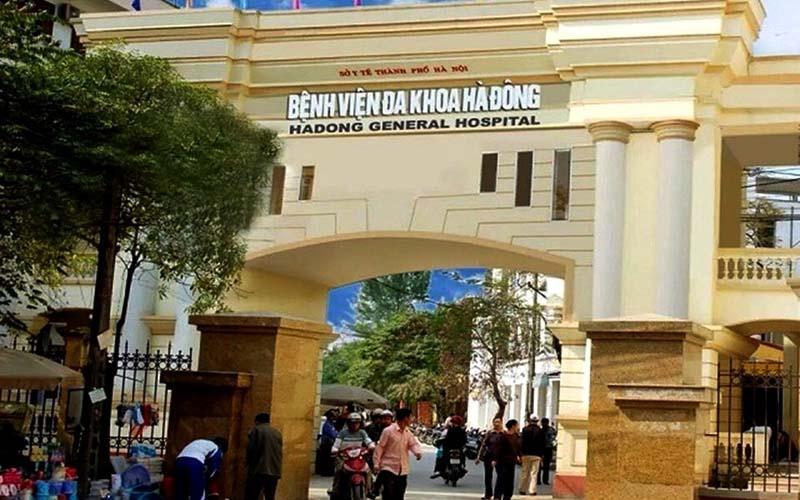 Bệnh viện Đa khoa Hà Đông là bệnh viện hạng I của Hà Nội