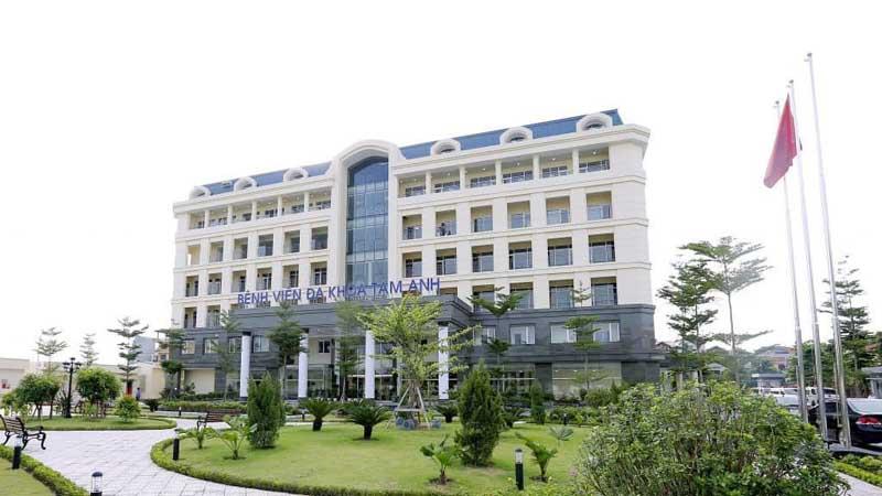 Bệnh viện Đa khoa Tâm Anh là bệnh viện theo mô hình Bệnh viện - Khách sạn