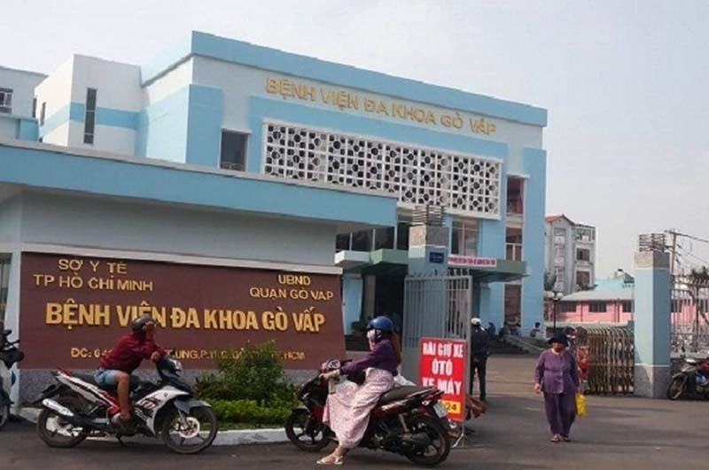 Bệnh viện Gò Vấp cơ sở 2