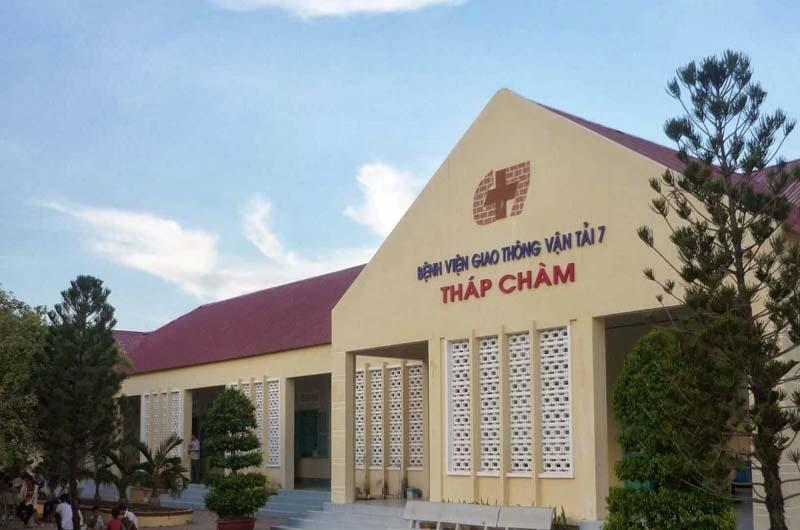 Bệnh viện GTVT Tháp Chàm
