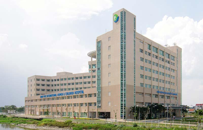 Bệnh viện Hạnh Phúc là bệnh viện đầu tiên hoạt động theo tiêu chuẩn Singapore