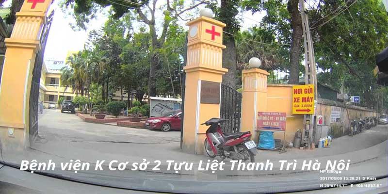 Bệnh viện K cơ sở Tựu Liệt, Thanh Trì