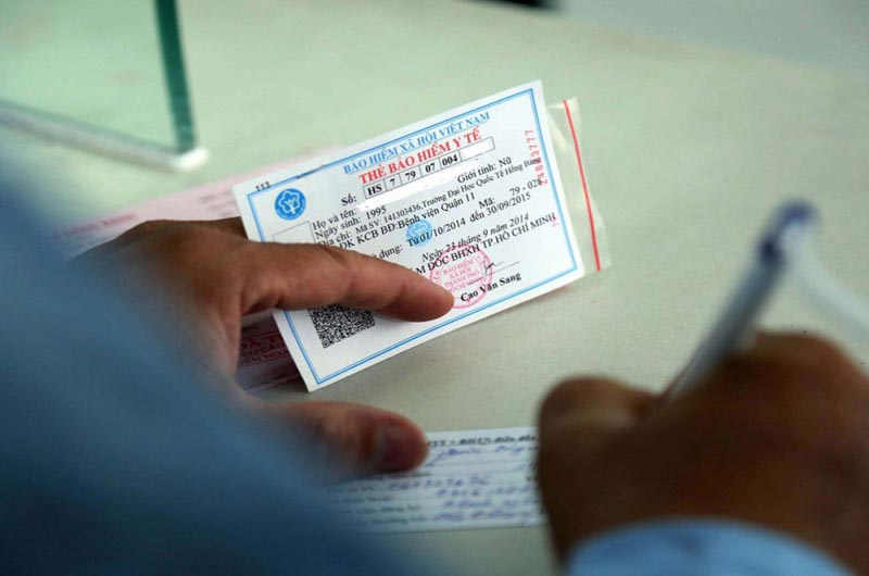 Bệnh viện khám cho cả đối tượng có bảo hiểm y tế