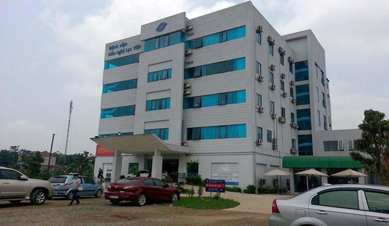 Bệnh viện Lạc Việt hay còn được biết đến là Bệnh viện Hữu nghị Lạc Việt