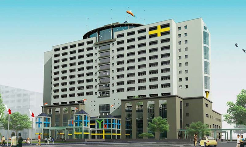 Bệnh viện Nhi Trung ương là bệnh viện hàng đầu trong lĩnh vực Nhi khoa