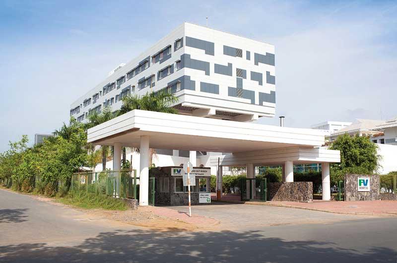 Bệnh viện Pháp Việt là Bệnh viện 100% vốn đầu tư nước ngoài