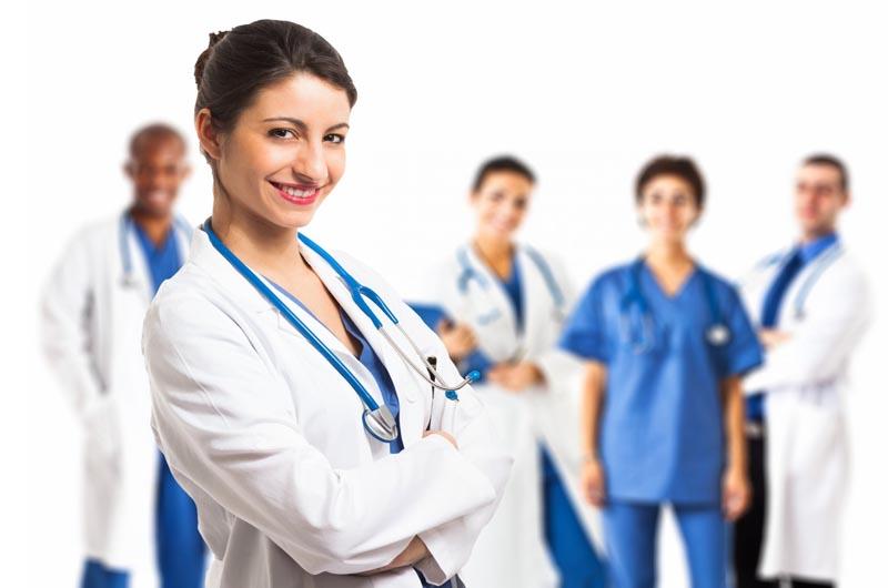 Bệnh viện sở hữu đội ngũ y bác sĩ chất lượng