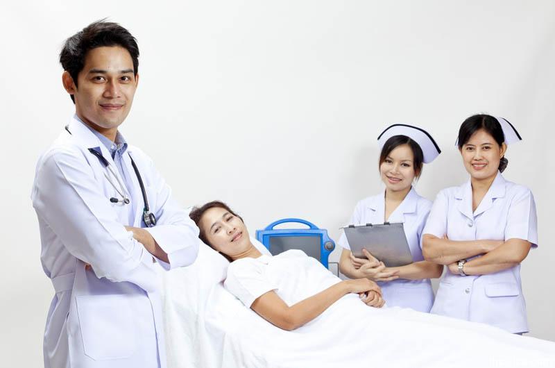 Bệnh viện sở hữu đội ngũ y bác sĩ giỏi