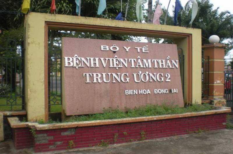 Bệnh viện Tâm thần Trung ương 2 là bệnh viện chất lượng tuyến trung ương
