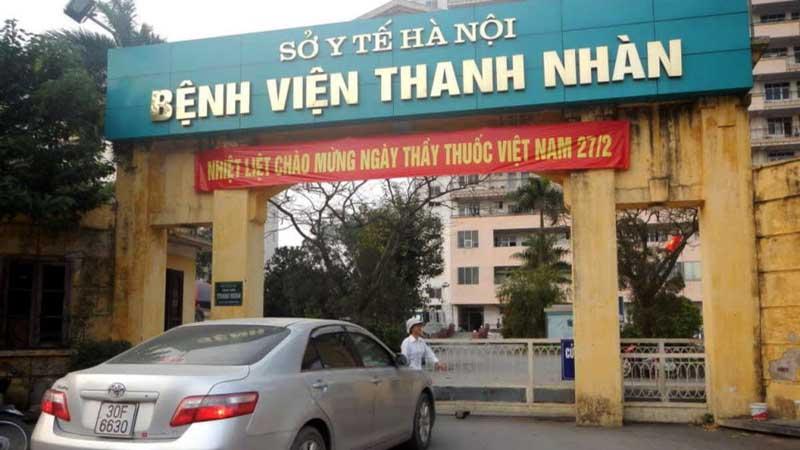 Bệnh viện Thanh Nhàn là một bệnh viện lớn tại Hà Nội