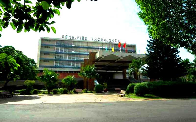 Bệnh viện Thống Nhất là bệnh viện tuyến trung ương trực thuộc Bộ Y tế