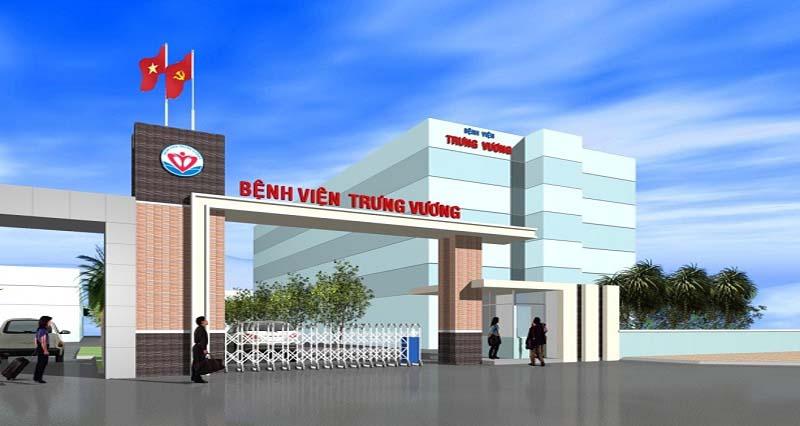 Bệnh viện Trưng Vương là bệnh viện đa khoa hạng I của thành phố