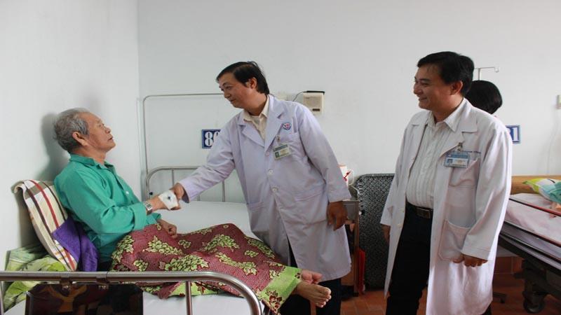Bệnh viện Trưng Vương sở hữu đội ngũ y bác sĩ giỏi