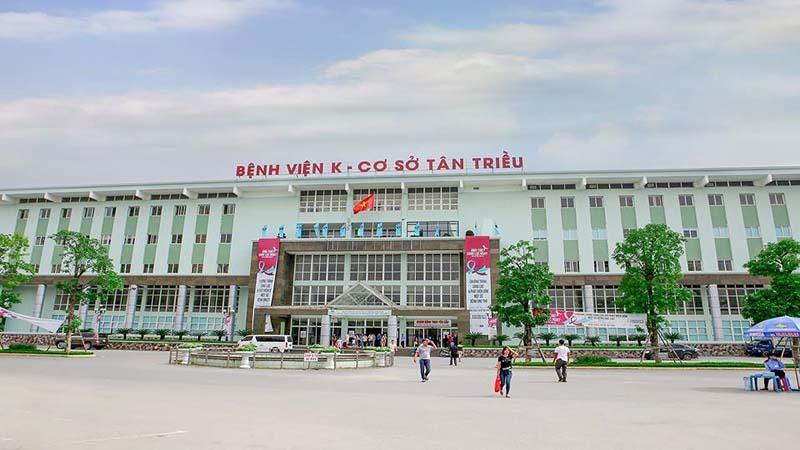 Bệnh viện Ung bướu Trung ương cơ sở Tân Triều