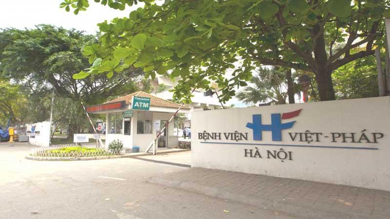 Bệnh viện Việt Pháp hay còn được gọi là Bệnh viện Việt Pháp Hà Nội