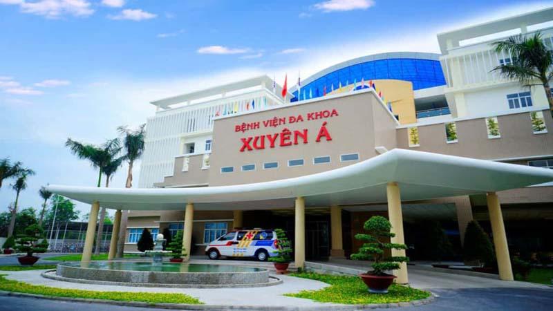 Bệnh viện Xuyên Á là bệnh viện chất lượng tại Thành phố Hồ Chí Minh
