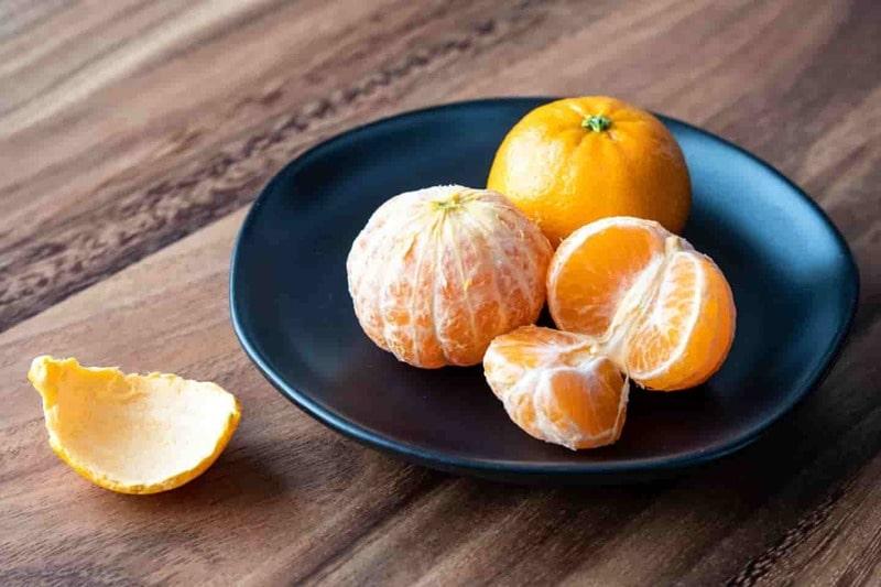 Cam chứa nhiều vitamin khoáng chất cho sức khỏe