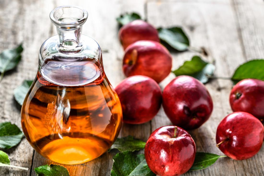 Chăm sóc da mặt sau sinh bằng dấm táo