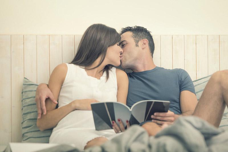 Chuyện quan hệ tình dục vẫn có thể diễn ra đều đặn mỗi tuần