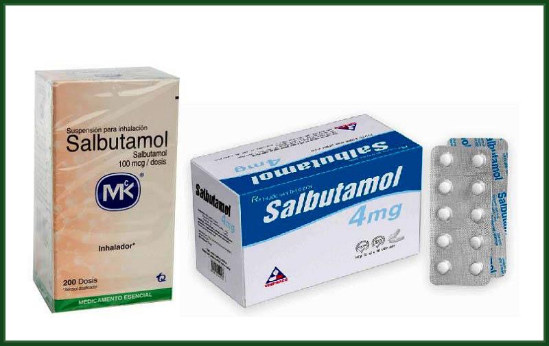 Công dụng của thuốc Salbutamol là gì?