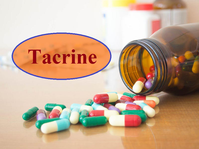 Công dụng của thuốc Tacrine là gì?