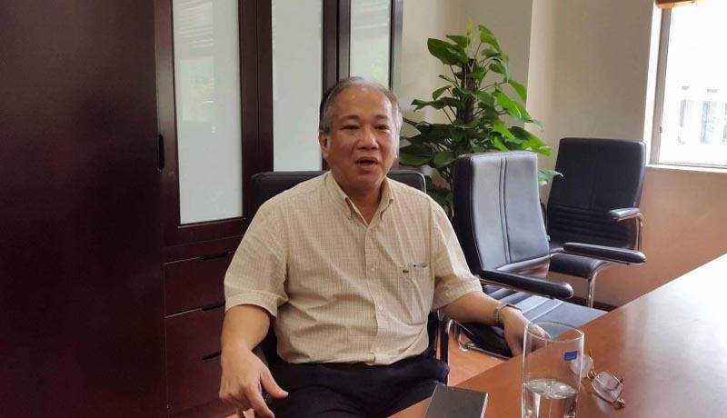 Giáo sư, Tiến sĩ Lê Thanh Hải - Giám đốc bệnh viện