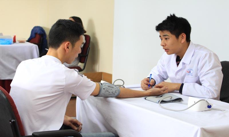 Khám sức khỏe toàn diện tại Bệnh viện Đa khoa Tràng An