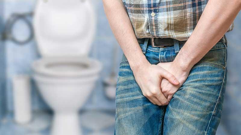 Nadolol có thể gây ra tình trạng tiểu tiện khó ở người bệnh