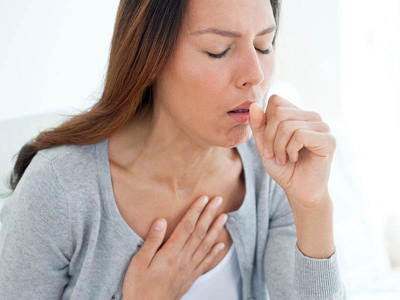 Nalmefene có thể gây ra tình trạng khó thở và đau tức ngực cho người bệnh