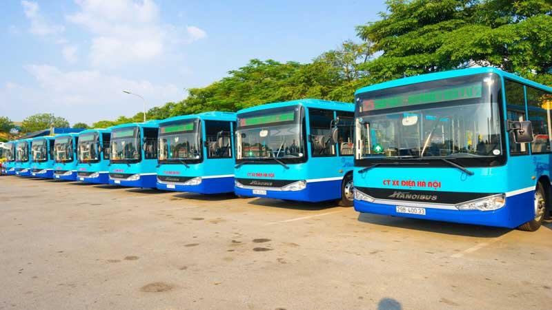 Người bệnh có thể di chuyển đến bệnh viện bằng xe buýt