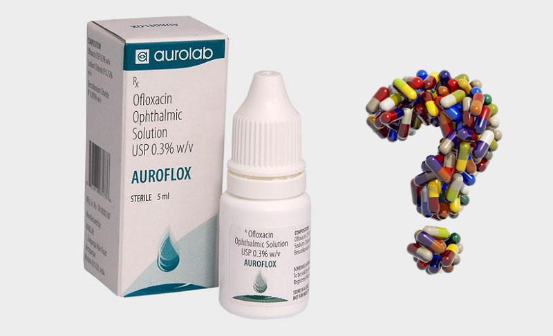Ofloxacin tương tác với những loại thuốc nào?